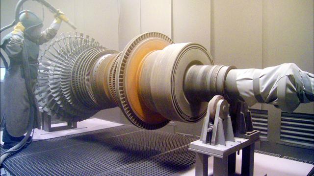 Zeitraffer Siemens